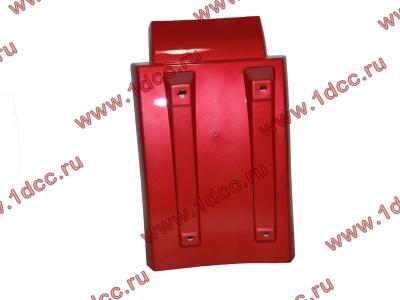 Брызговик передней оси левый H3 красный HOWO (ХОВО) WG1642230103 фото 1 Хабаровск