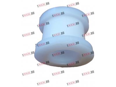 Втулка фторопластовая (передняя, кабина AZ1642430263) H2/H3 HOWO (ХОВО) AZ1642430261 фото 1 Хабаровск
