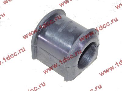 Втулка резиновая для переднего стабилизатора (к балке моста) H2/H3 HOWO (ХОВО) 199100680068 фото 1 Хабаровск