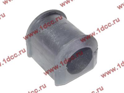Втулка резиновая для заднего стабилизатора H2/H3 HOWO (ХОВО) 199100680067 фото 1 Хабаровск