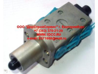 Клапан управления КПП (3+2 отв. под трубки) H2/H3,C,DF HOWO (ХОВО) F99660 фото 1 Хабаровск