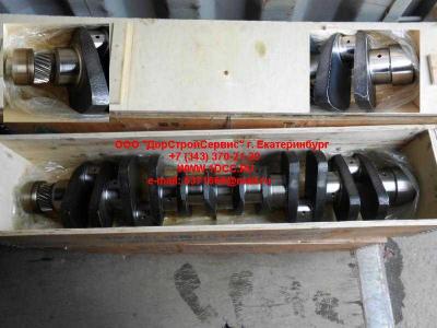 Коленвал двигателя WD615.47/WD615.68 H HOWO (ХОВО) 61500020024/0029/0071 фото 1 Хабаровск