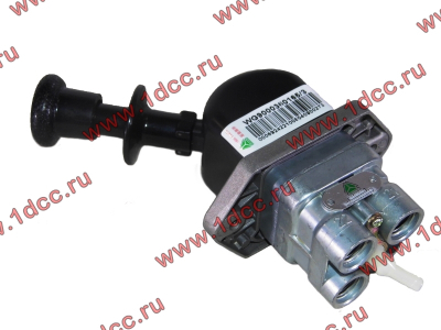 Кран стояночного тормоза в кабину H HOWO (ХОВО) WG9000360165 фото 1 Хабаровск