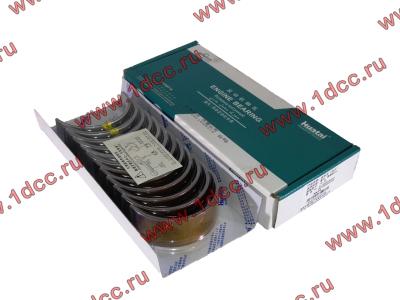 Вкладыши шатунные ремонтные +0,25 (12шт) H2/H3 HOWO (ХОВО) VG1560030034/33 фото 1 Хабаровск