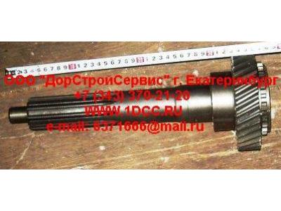 Вал первичный КПП ZF 5S-150GP d-50 H2/H3 КПП (Коробки переключения передач) 2159302060 фото 1 Хабаровск