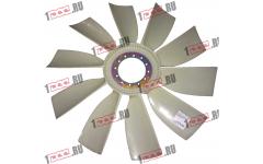 Вентилятор охлаждения двигателя XCMG фото Хабаровск