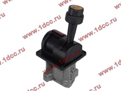 Кран управления подъемом кузова в кабине (3 вывода HYVA) H/F HOWO (ХОВО) 14750667H фото 1 Хабаровск