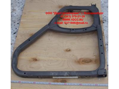 Кронштейн брызговика передней оси левый H2 HOWO (ХОВО) WG9719930315 фото 1 Хабаровск