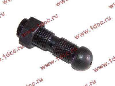 Болт регулировочный клапана с гайкой H2/H3 HOWO (ХОВО) VG14050010 фото 1 Хабаровск
