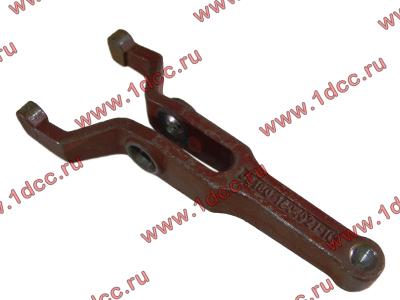 Вилка выжимного подшипника 430 H HOWO (ХОВО) JS180-1601021-1 фото 1 Хабаровск