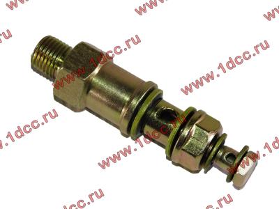 Клапан обратки ТНВД (6090837 с 90003962603) H2 HOWO (ХОВО) VG2600080213 фото 1 Хабаровск