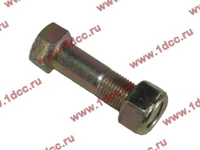 Болт M12х40 карданный с гайкой H2/H3 HOWO (ХОВО)  фото 1 Хабаровск
