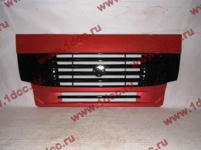 Капот H красный HOWO (ХОВО) WG1642110013 фото 1 Хабаровск