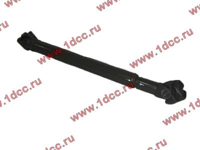 Вал карданный основной без подвесного L-1650, d-180, 4 отв. H2/H3 HOWO (ХОВО) AZ9114311650 фото 1 Хабаровск