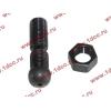 Болт регулировочный клапана с гайкой H2/H3 HOWO (ХОВО) VG14050010 фото 2 Хабаровск