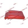 Брызговик передней оси правый H3 красный HOWO (ХОВО) WG1642230104 фото 3 Хабаровск