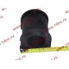 Втулка резиновая для заднего стабилизатора H2/H3 HOWO (ХОВО) 199100680067 фото 3 Хабаровск