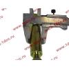 Болт крепления переднего стабилизатора с гайкой H2/H3 HOWO (ХОВО) 199100680069 фото 3 Хабаровск
