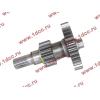 Вал промежуточный длинный с шестерней делителя КПП Fuller RT-11509 КПП (Коробки переключения передач) 18222+18870 (A-5119) фото 4 Хабаровск